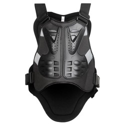 MyXL WOSAWE Body Protector armor motorjacks Motocross back shield mouwloos vest Spine Borst Beschermende gears Jacket mens