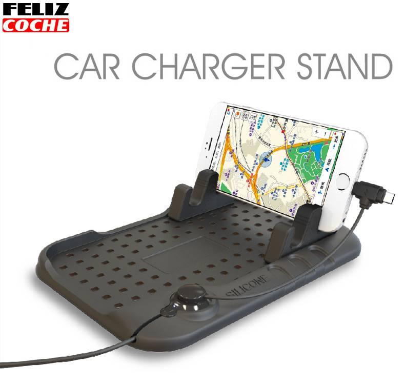 Universele Auto Telefoon Houder Pad Dashboard Mobiele Telefoon Houder Antislip Mat Navigatie Mobiele