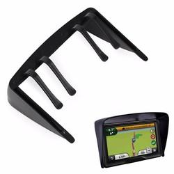 MyXL GPS Navigatie Accessoires 7 Inch Auto GPS Zonnescherm Anti Reflecterende Sunshine Shield Zonnescherm Zwart GPS Scherm Vizier Kap Blok