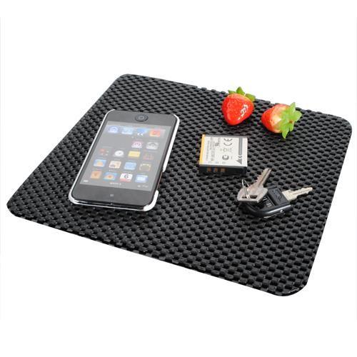 TOYL Auto Anti Slip Kleverige Mat Pad Dashboard Dash Mobiele Telefoon GPS Nav Coin Houder