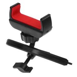MyXL Universele Multifunctionele Auto Auto 360 graden Rotatie CD Mount Slot Telefoon Houder Auto Styling Accessoires Voor iphone Mobiele Telefoon