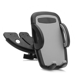 MyXL Auto Auto CD Speler Slot Houder Cradle Stand Voor Mobiele Smart Telefoon GPS