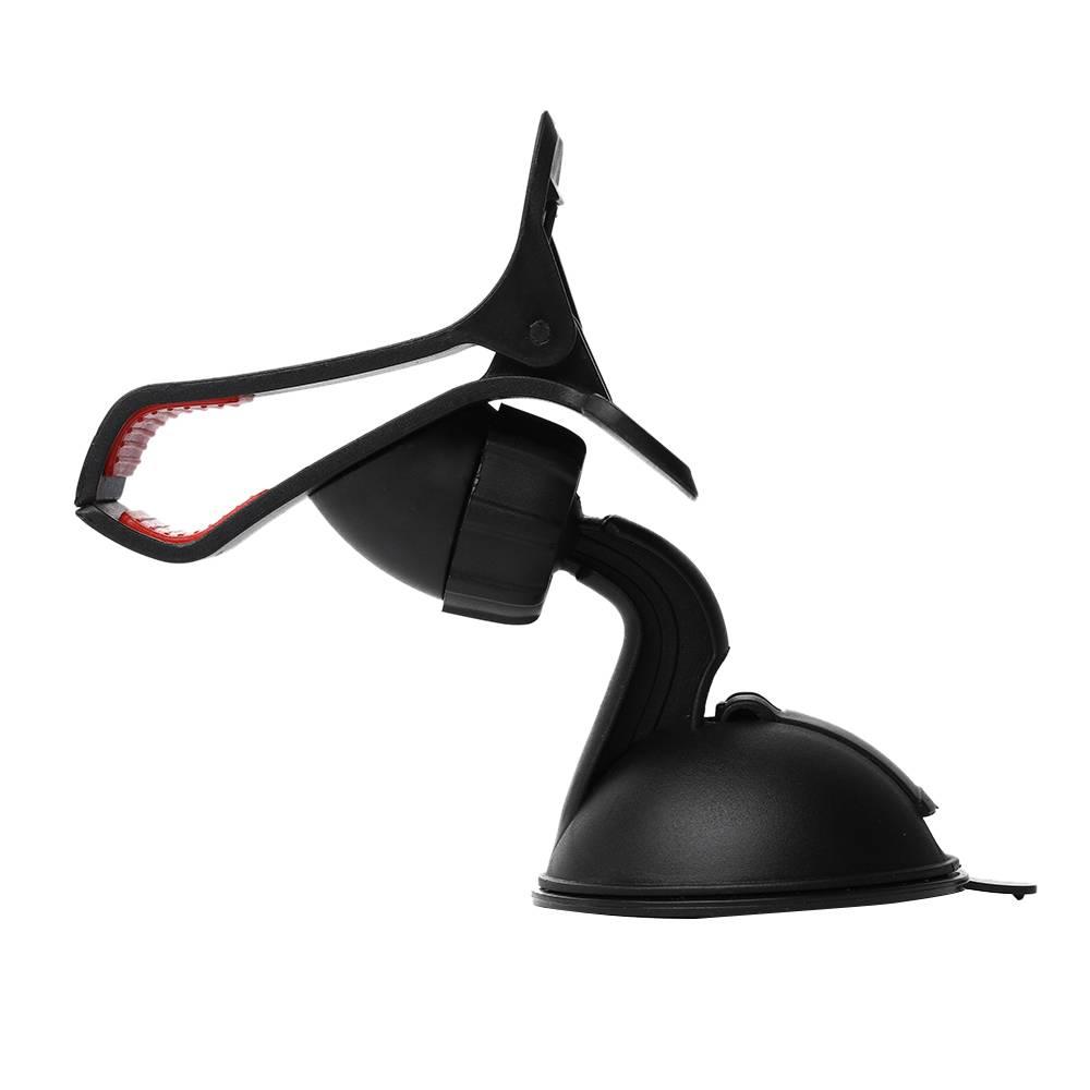 1 Stks Universele Auto Mobiele Telefoon Houder Stand Mount Voorruit 360 graden rotatie voor Mobiele