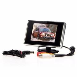 "MyXL Kebidumei 3.5 ""TFT LCD Auto Monitor Auto TV Auto achteruitrijcamera monitor Parkeerhulp Backup Reverse Monitor Auto DVD Screen"