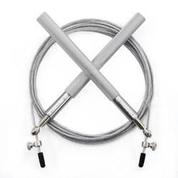 MyXL ProCircle Zilver CrossFit Training snelheid Springtouw Beste Lager Speed Kabel voor Double Unders Springtouw Fitness gratis tas