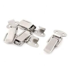 MyXL UXCELL Koffer Borst Tool Dozen Metalen Lente Geladen Toggle Klink Hasp Lock Locking 4 Stks