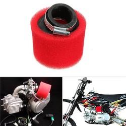 MyXL 50mm Luchtfilter CLEANER Voor Motorbike Filters Systemen Onderdelen Rood Motorfietsen Accessoires Foam & Aluminium & rubber