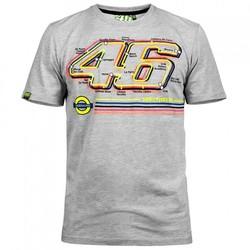 MyXL VR46 VALENTINO ROSSI ONDER RACING T-SHIRT TOP 46 OFFICIËLE ONDER GRO LIJN TEAM LENEVR46GY