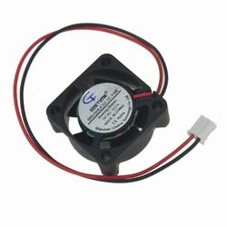 MyXL 20 stks/partij Gdstime Tiny 5 V 2Pin 2510 25mm 25mm x 25mm x 10mm Cooling Elektrische producten Mini Koelventilator