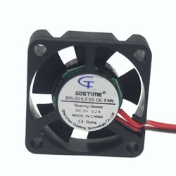 MyXL Gdstime 2 Stks Lot 3 CM 30 MM 30x10 MM 5 V DC Kleine Micro DC Cooler Cooling Fan