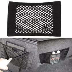 MyXL 2 Stks Auto Auto Kofferbak Seat Elastische String Net Mesh Opbergtas Pocket Kooi Terug 40*25 cmSep29
