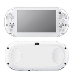 MyXL clear full body lcd front back screen protector voor ps2000 guard voor sony ps vita psv2000