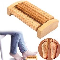 MyXL Hoge Qulity Voet Massager Traditionele Houten Roller Massager Zonder Elektriciteit Massage Ontspanning Gezondheidszorg Product