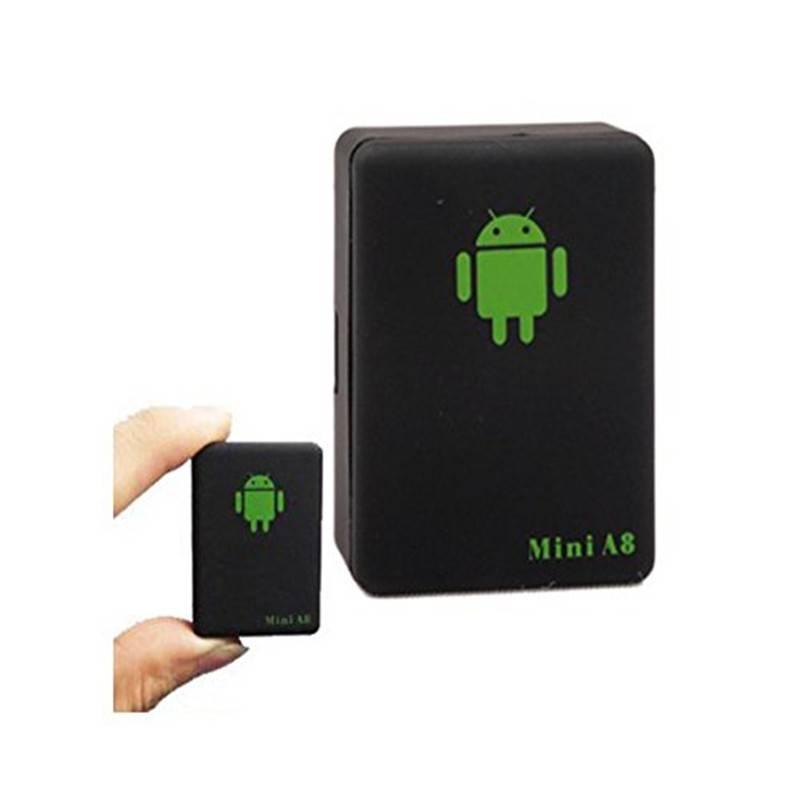 Mini A8 GPRS Tracker Portable GSM-GPRS Klepstandsteller Tracker Locatie Tracking Adapter Locator Voo