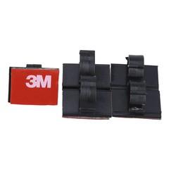 MyXL Universele Auto Dash Camera 3 M Zelfklevende Kabel Clips Klemmen Drop Wire Tie Mount Houder Voor VIOFO A118C/A118C2/A119/A119S/0805