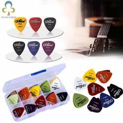 MyXL 50 stks plectrums 1 box case Alice akoestische gitaar accessoires muziekinstrument dikte 0.58-1.5Ontwerp Y14