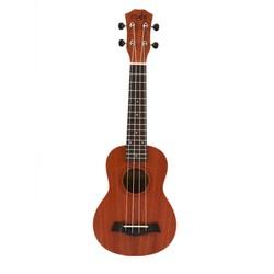 MyXL 21 Inch Sopraan Akoestische Ukulele Gitaar 4 Strings Ukelele Guitarra Handwerk Hout Wit Gitarist Mahonie Plug-in Overzeese Voorraad