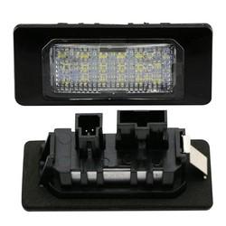 MyXL 2x MK6 JETTA/B7 PASSAT/B8 AUDI A4/A5/Q5 Auto LED Kentekenverlichting 12 V SMD3528 Nummerplaat Lamp Kit Voor AUDI Porsche