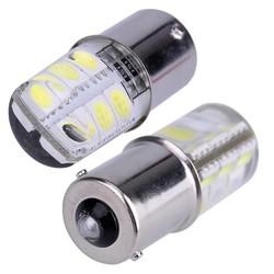 MyXL 2 STKS 1156 COB Led Auto Licht P21W BA15S 1156 5050 Smd 6 Led Brake Richtingaanwijzer Gloeilamp Kristallen Lampen Led 12 V Auto Accessoires