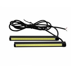 MyXL 2 Stks/set SUNKIA Hoge Heldere COB DRL LED 10 cm Dagrijlicht Auto Mistlamp COB Licht 100% Waterdicht