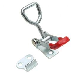 MyXL 4x Verstelbare Klink Catch Lock Kabinet Dozen Deurkruk Toggle Clamp Hasp