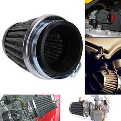 MyXL Universele 39mm 2 Layer Stalen Netto Filter Gaas Motorfiets paddestoel Hoofd Luchtfilter Klem Op Luchtfilter Cleaner