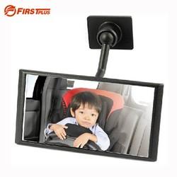 MyXL 360 Verstelbare Baby Auto Achteruitrijcamera In-Sight Spiegel Auto Dashboard Dak Mount Voor Autostoeltje Kids Travel 3 M Sticker