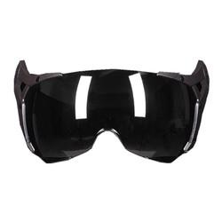 MyXL Gxt 288 lederen motorhelm gezicht shield vervanging vizier lens licht zilver spiegel schild