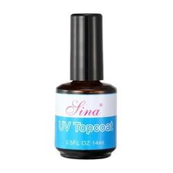 MyXL UV Topcoat Top Coat Seal Lijm Acryl Nail Art UV Gel Polish Gloss Finish Top Coat Gel Langdurige Nail Tips A4