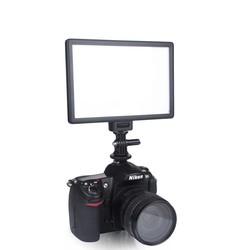 MyXL Viltrox L116T LED Video Licht ultradunne LCD Bi-Kleur & dimbare DSLR Studio LED Light Lamp Panel voor Camera DV Camcorder