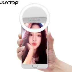 MyXL JOYTOP 36 LED Draagbare Selfie Flash Led Camera Clip-op Mobiele telefoon Selfie ring licht video Night Enhancing Licht vullen