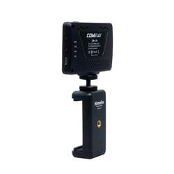 MyXL CM-L50II Multi functionele Draagbare Spotlight Mini LED Video Light + Klem Adapter voor Gopro Mobiel Smartphone PAD dslr-camera