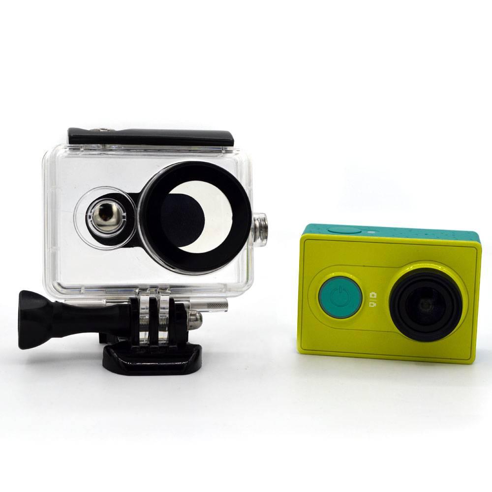 40 M Waterdichte Behuizing Case Voor Xiaomi Yi 2 k Xiaoyi Action Camera Xiaomi Yi Case Yi Accessoire