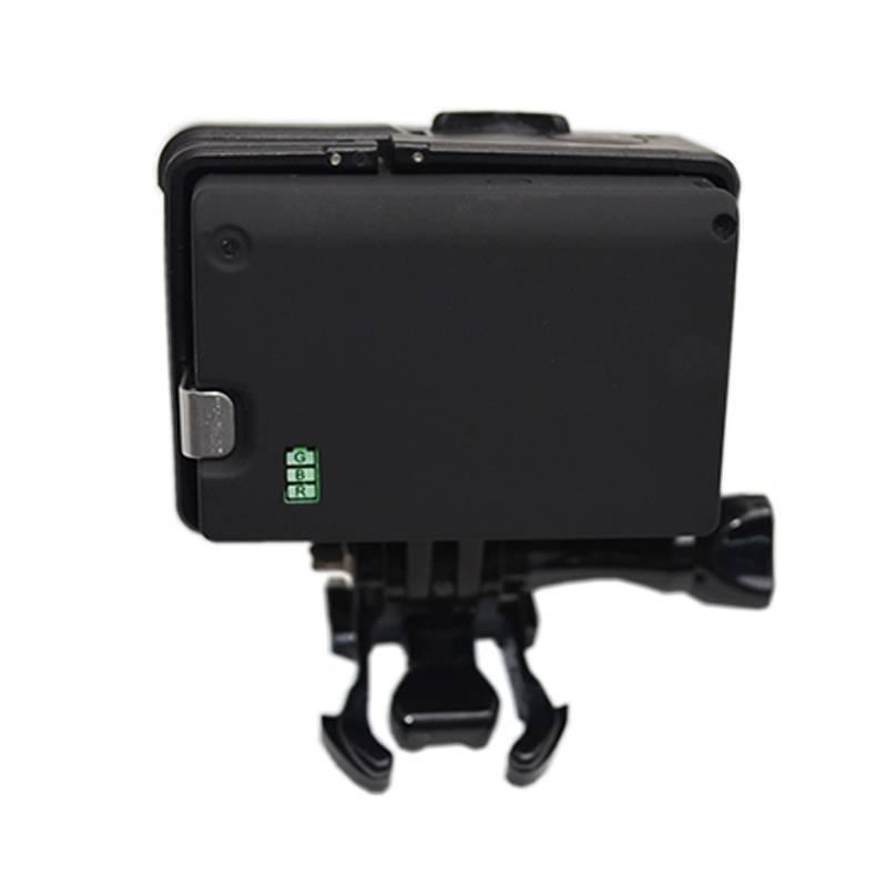 Uitgebreid BacPac Batterij Case Black Box voor GoPro Hero 3-3 +-4 Sport Action Camera Go Pro accesso