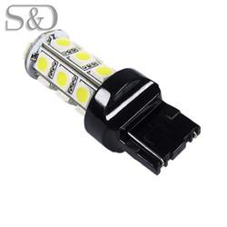 MyXL 7440 992 T20 18 SMD 5050 Wit LED Gloeilamp w21w led auto lampen Richtingaanwijzer Reverse Lichten Auto Lichtbron parking 12 V