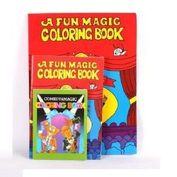 MyXL Grote Maat Funny Kleurboek Comedy Magic Boeken Close-up Straat Goocheltrucs Grimoire Spellbook Kind Puzzel speelgoed