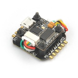 MyXL Super_S F4 Vlucht Controller Board ingebouwde Betaflight OSD Blheli_S 4in1 ESC 2 S voor Indoor Borstelloze FPV DIY Racing Drone F21370