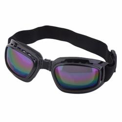 MyXL Unisex Veiligheidsbril Opvouwbare Kleurrijke Anti Glare Gepolariseerde Winddicht Goggles Anti Fog Zon Beschermende Verstelbare Strap Bril<br />  AOTU