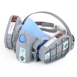 MyXL om 9400 een siliconen gas stofmasker schilderen industriële beschermende respirator apparaten voor arbeidsbescherming<br />  PROVIDE