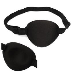 MyXL Uitstekende Kwaliteit Medische Gebruik Concave Eye Patch Goggles Foam Groef Wasbare Eyeshades Verstelbare Riem <br />  Safurance