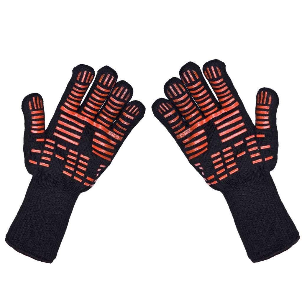 Ovenwanten Handschoenen BBQ Grillen Koken Handschoenen-932F Extreme Hittebestendige Handschoenen Lan