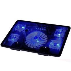 MyXL Naju echt 5 fan 2 usb laptop cooler cooling pad base LED Notebook Koeler Computer USB Fan Stand Voor Laptop PC 10 &#039;&#039;-17&#039;&#039; <br />  NAJU