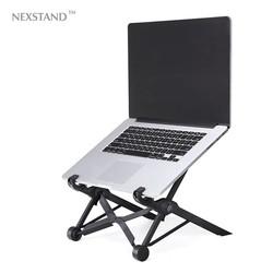 MyXL K2 laptop stand opvouwbare draagbare verstelbare laptop lapdesk kantoor lapdesk. ergonomische notebook stand <br />  NEXSTAND