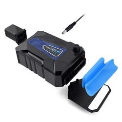 MyXL Mini USB Laptop Cooler Air Extraheren Uitlaat Koelventilator CPU Koeler voor Notebook computer Hardware Laptop PC <br />  MyXL
