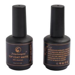 MyXL Fengshangmei 15 ml matte top coat voor nail gel matte nagellak <br />  fengshangmei