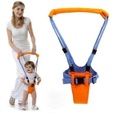 Kid Baby Baby Peuter Harness Walk Leren Assistant Walker Jumper Riem Riem Harnassen en riemen   MyXL
