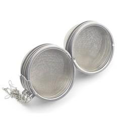 MyXL 10 stuks/partij 3&#039; inch diameter rvs thee-ei bal homebrew hop bal wijnmaken onderdelen <br />  MyXL