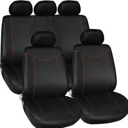 MyXL Auto Stoelhoezen T21638 9 Stks/set Auto-accessoires Interieur Stoelhoezen Protector Auto-Styling <br />  KKMOON