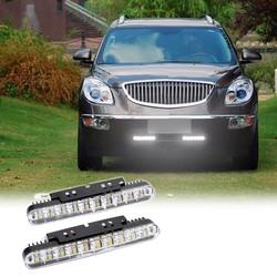 MyXL 2 stks 30 LEDs Auto Dagrijverlichting DRL Daglicht Lamp met Richtingaanwijzer Lights <br />  KKMOON
