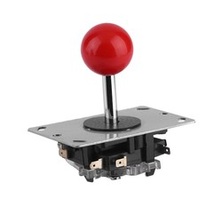 MyXL 4/8 way Arcade Game Joystick Bal Vreugde Stok Rode Bal Vervanging Voorraad Aanbieding Groothandel <br />  ACEHE
